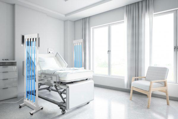 MUVi Patient Room