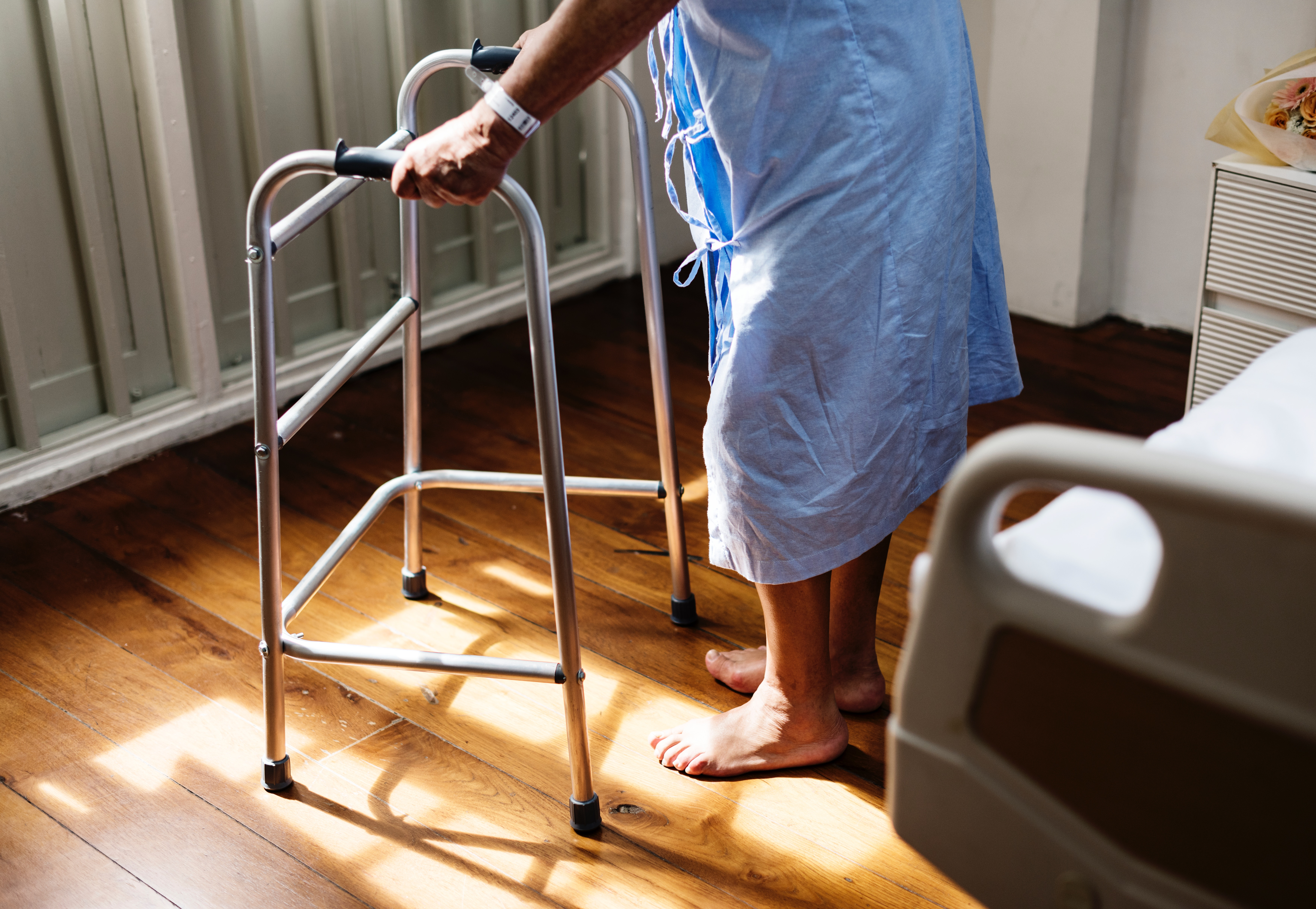 Aged-care: protecting those who protected us