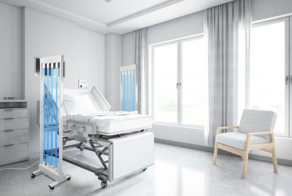 MUVi Patient Room